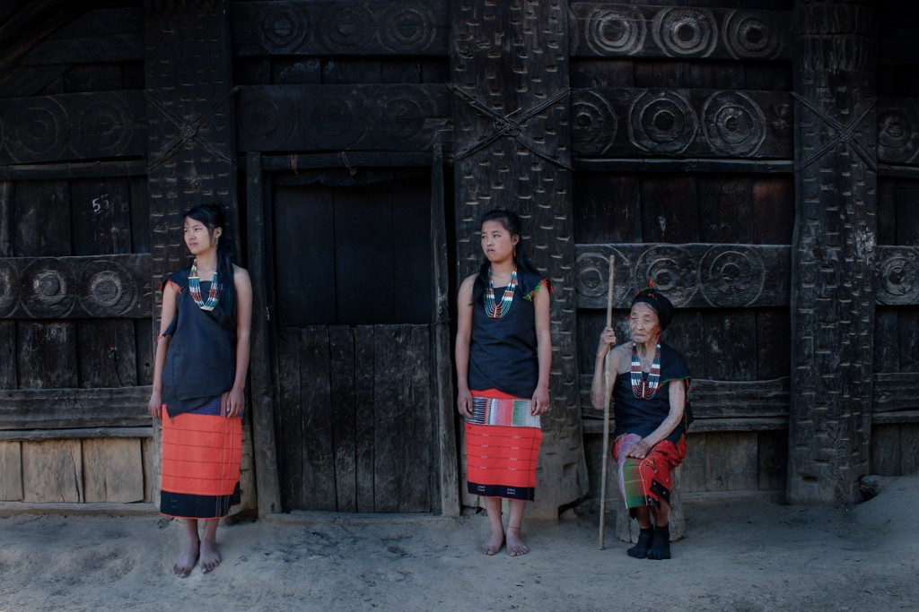 last daughter of the tangkhul nagas